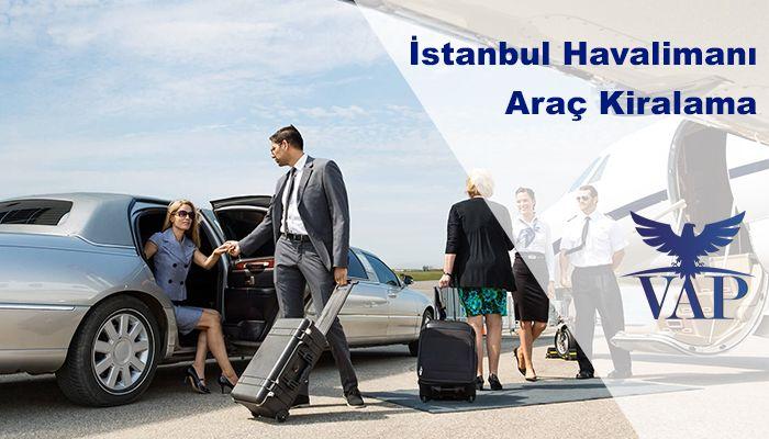 İstanbul Havalimanı Rent a Car