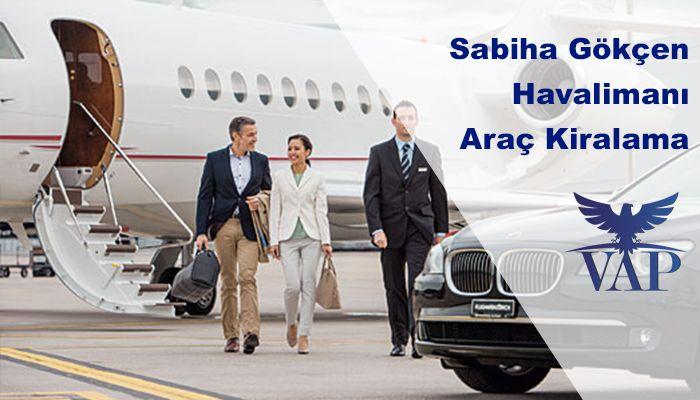 Sabiha Gökçen Havalimanı Rent a Car